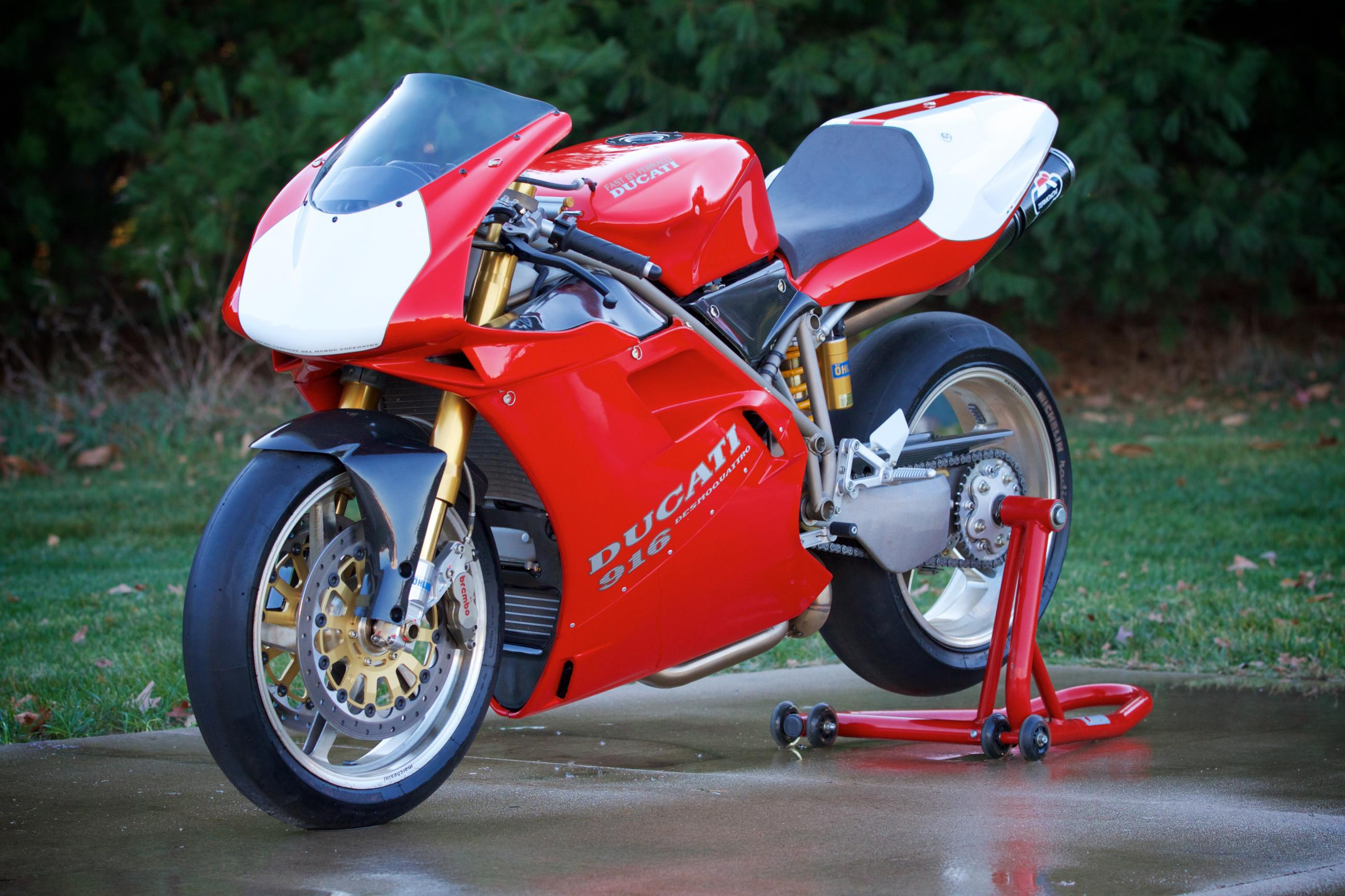 1995 916 Corsa 955 Racing Page 3 Ducati Ms The