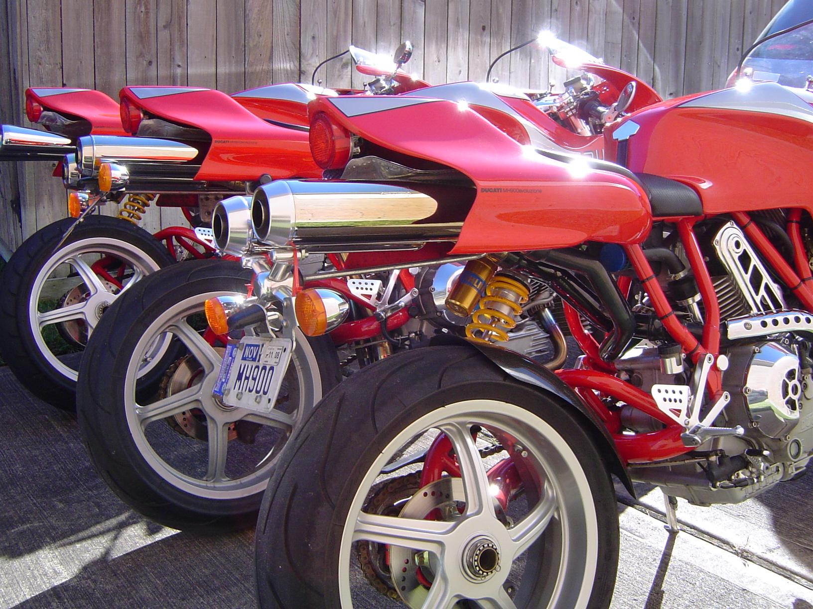 Ducati Mhe Forum
