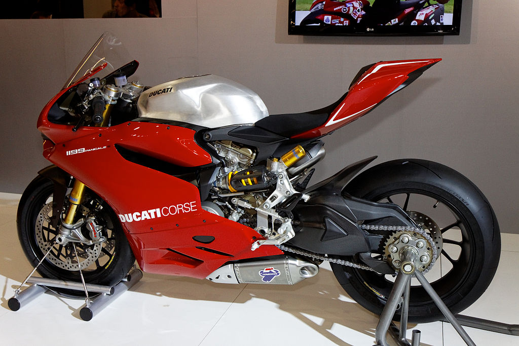 is the 1199 the most custom painted ducati ever? custom panigale