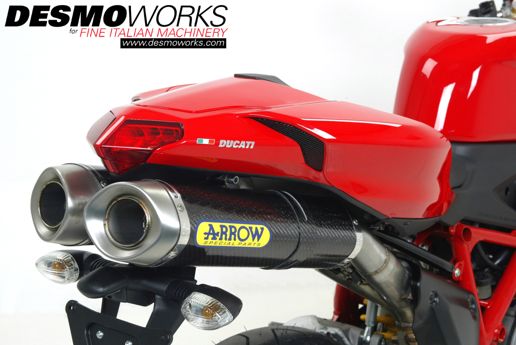 any pics of carbon arrow exhaust ?? - page 2 - ducati.ms - the
