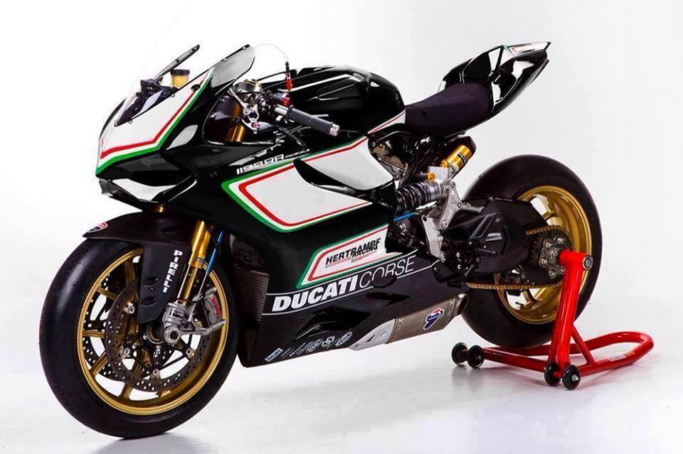 1299 Alternate Paint Jobs Ducati Ms The Ultimate