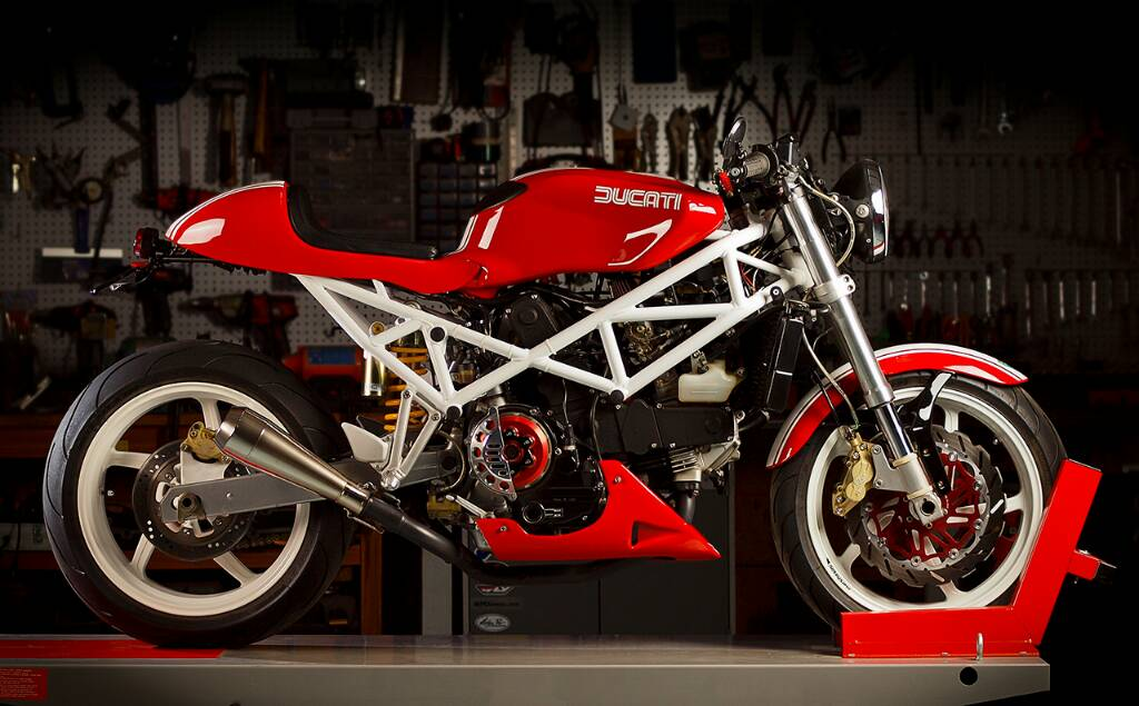 Ducati Ss Cafe Racer Parts