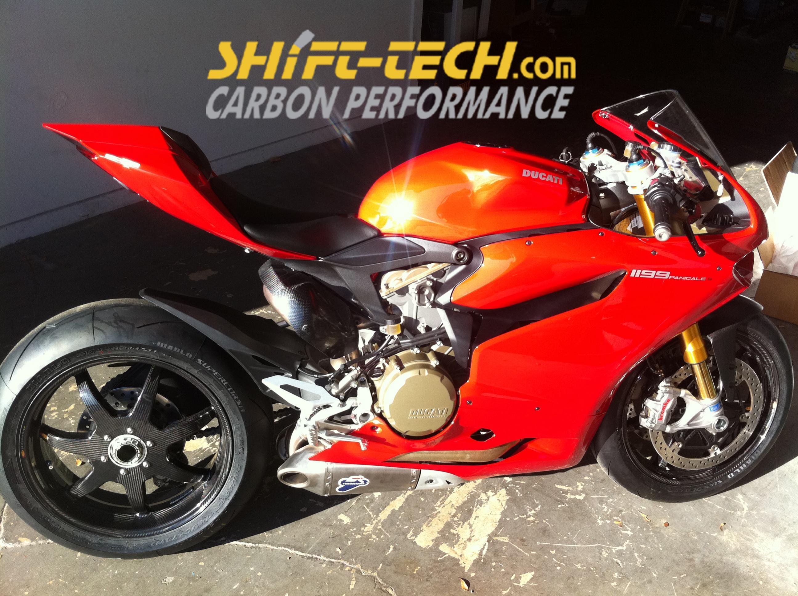 1199 panigale with bst carbon wheels - ducati.ms - the ultimate