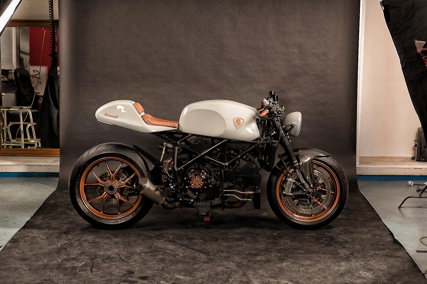 1098 Cafe Racer / Tiger Rocket Valentine - Ducati.ms - The Ultimate Ducati Forum
