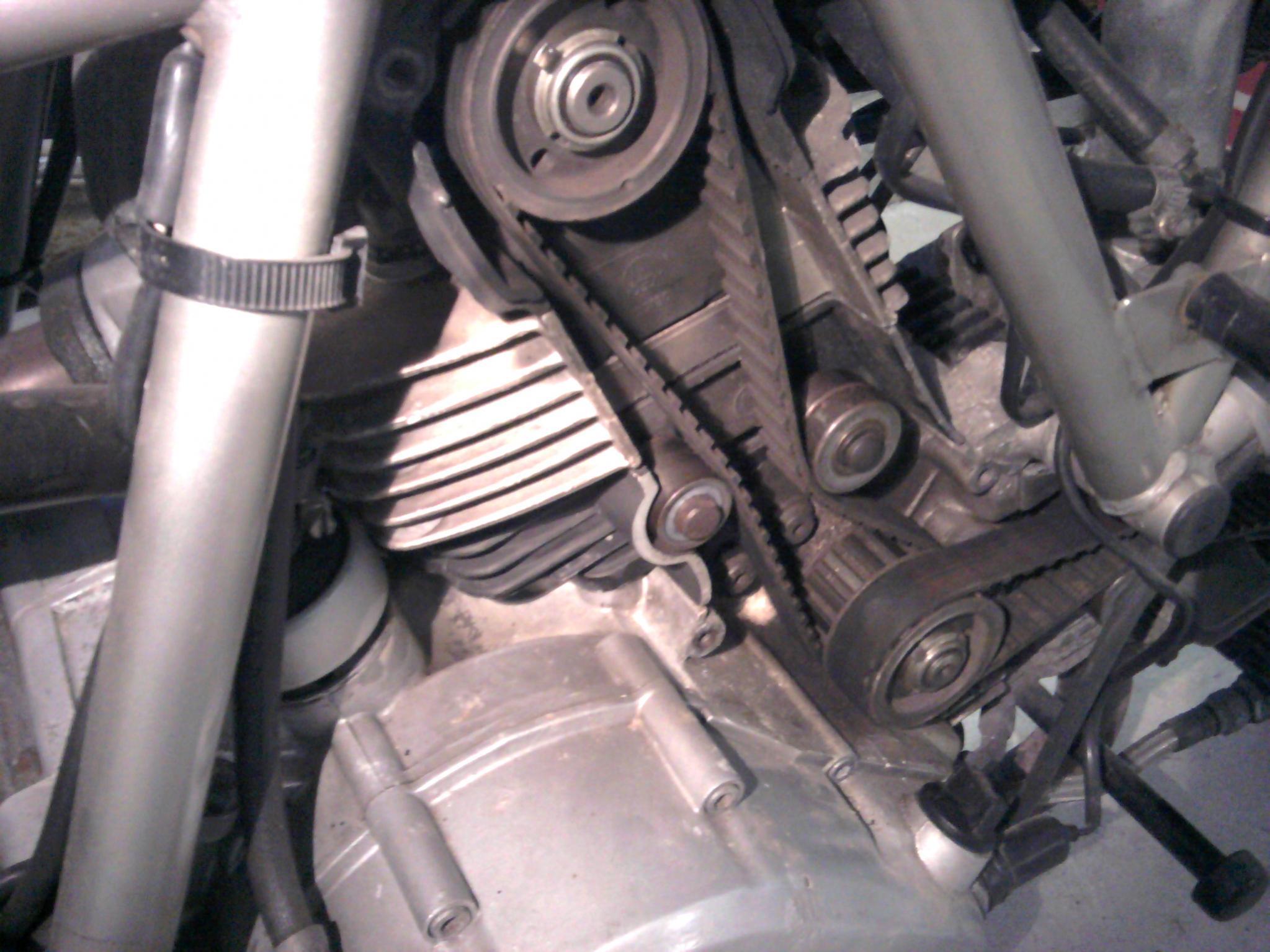 Ducati Ss Belts