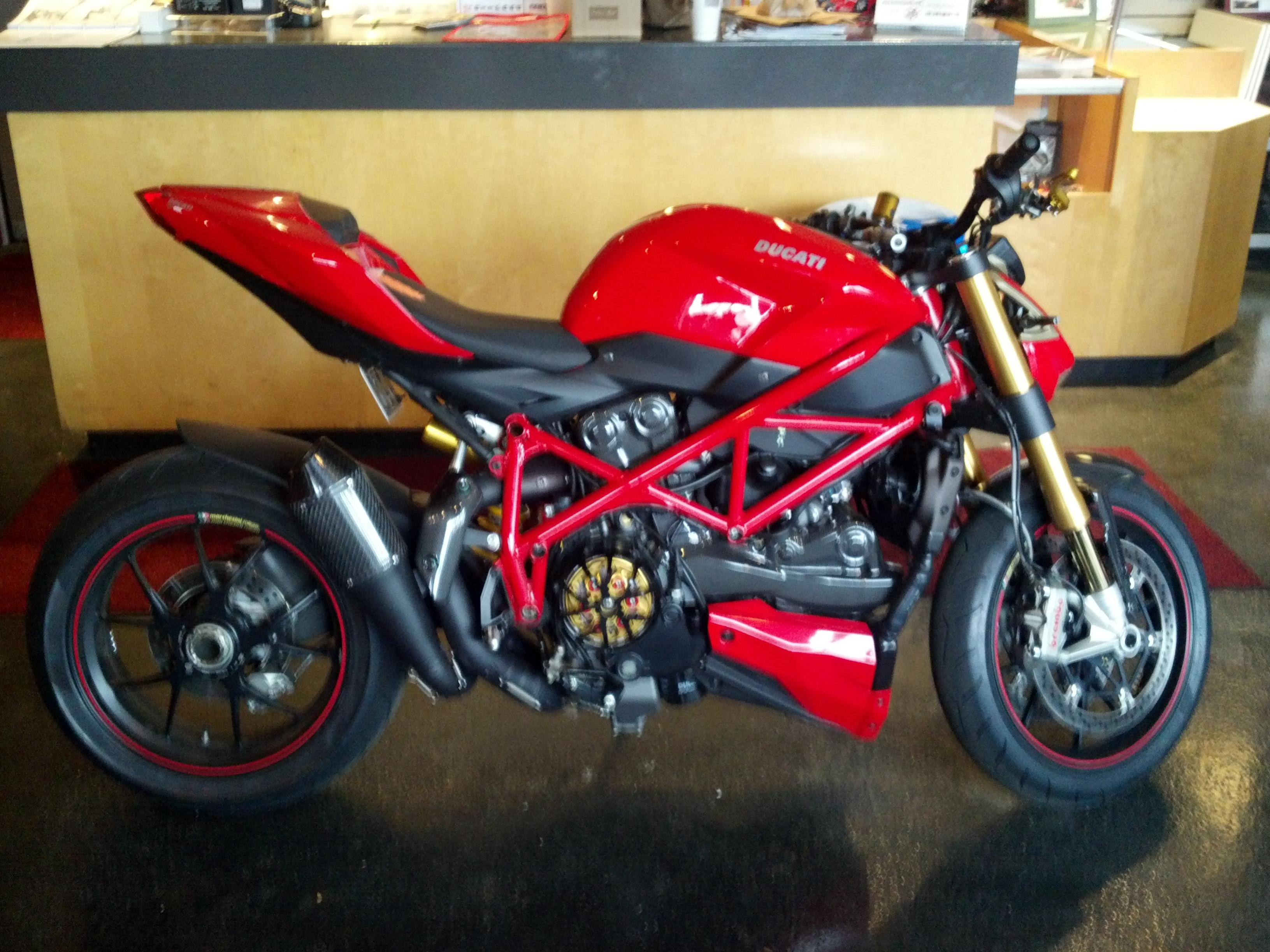 Ducati Streetfighter  Price Usa
