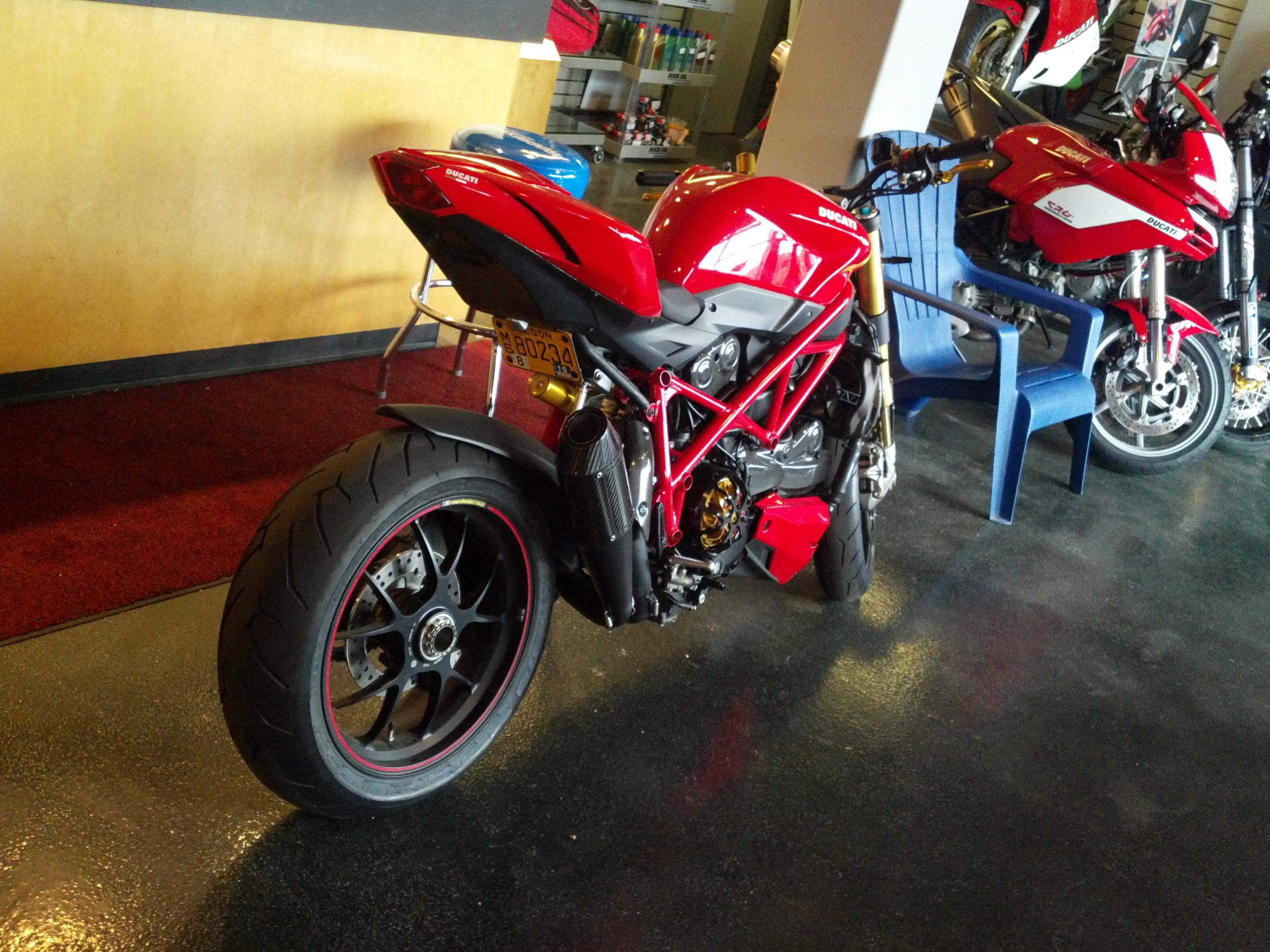 what exhaust do you plan to put on your sf 848 - ducati.ms - the