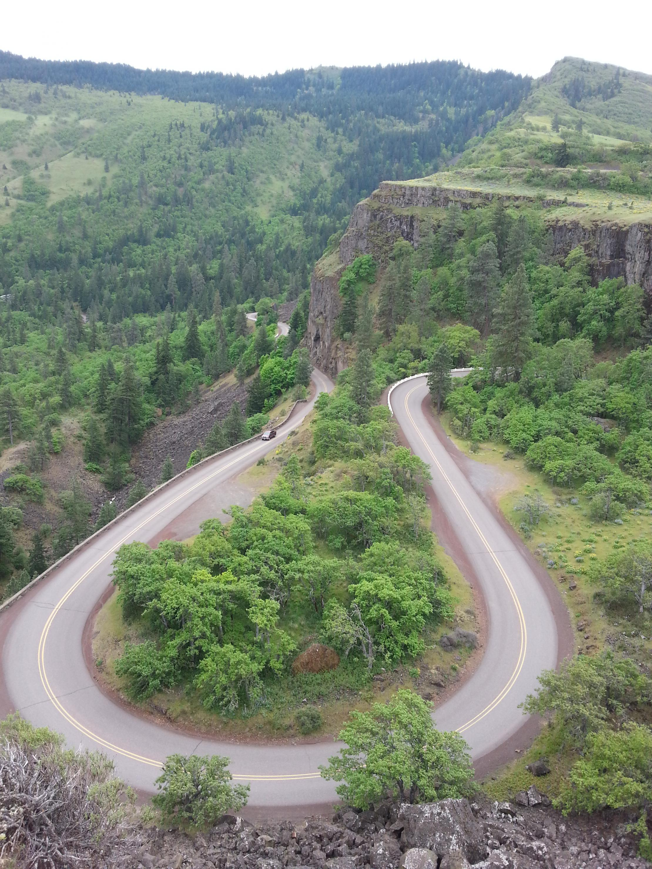 Oregon Highway 30 - Ducati.ms - The Ultimate Ducati Forum