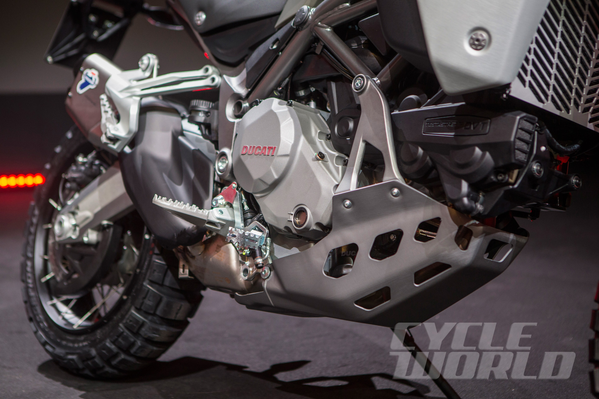 2016 multistrada enduro video and pictures - ducati.ms - the