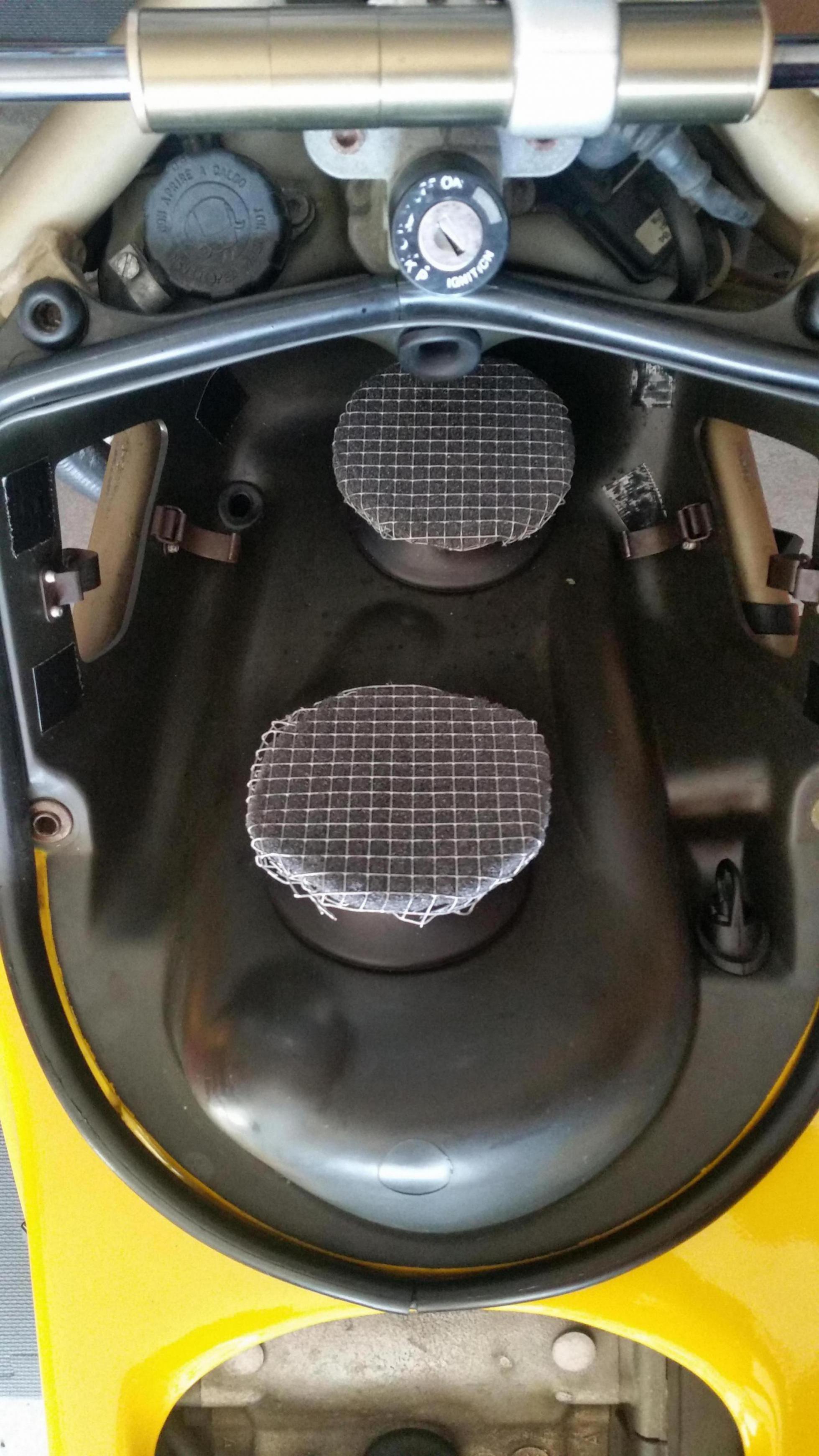 Foam vs Gauze vs Paper automobile filters.?