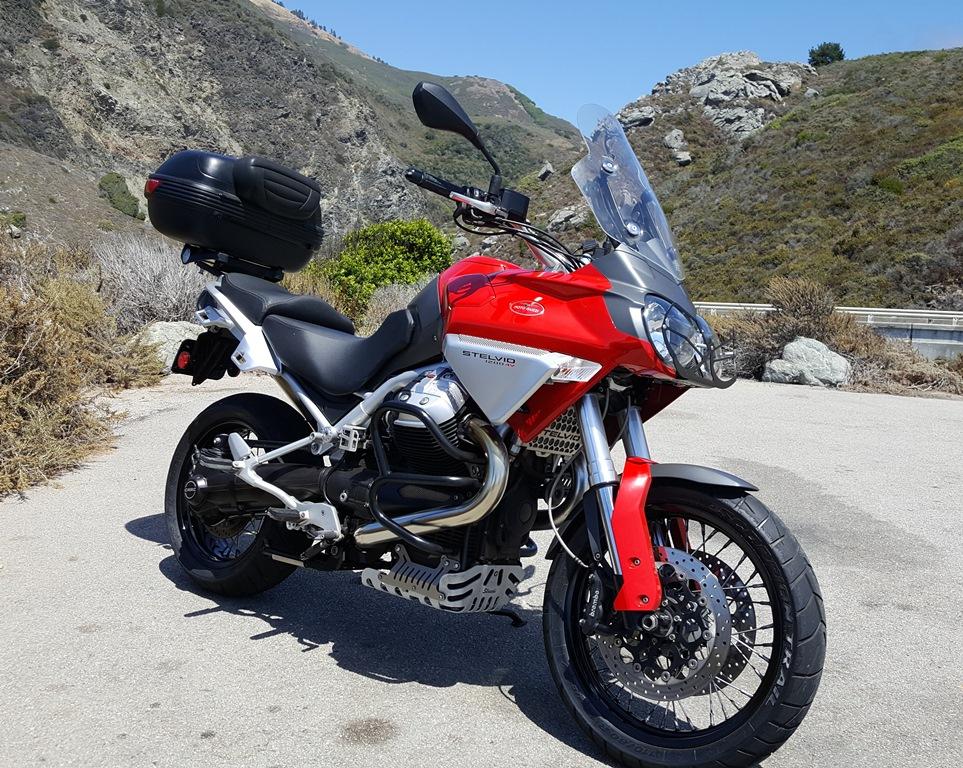 Full Synthetic Oil Change Price >> FS: 2009 Moto Guzzi Stelvio 1200 - Ducati.ms - The ...
