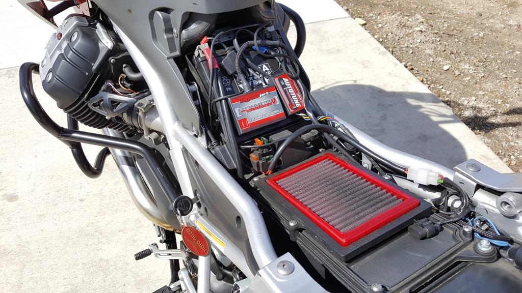 Full Synthetic Oil >> FS: 2009 Moto Guzzi Stelvio 1200 - Ducati.ms - The ...