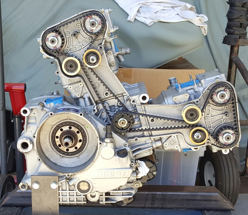 Fs Monster S4r 996 Engine Low Miles Ducati Ms The