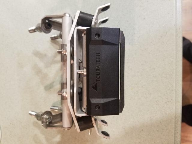 Garmin GPS / Touratech Locking Mount For Sale - Ducati ms
