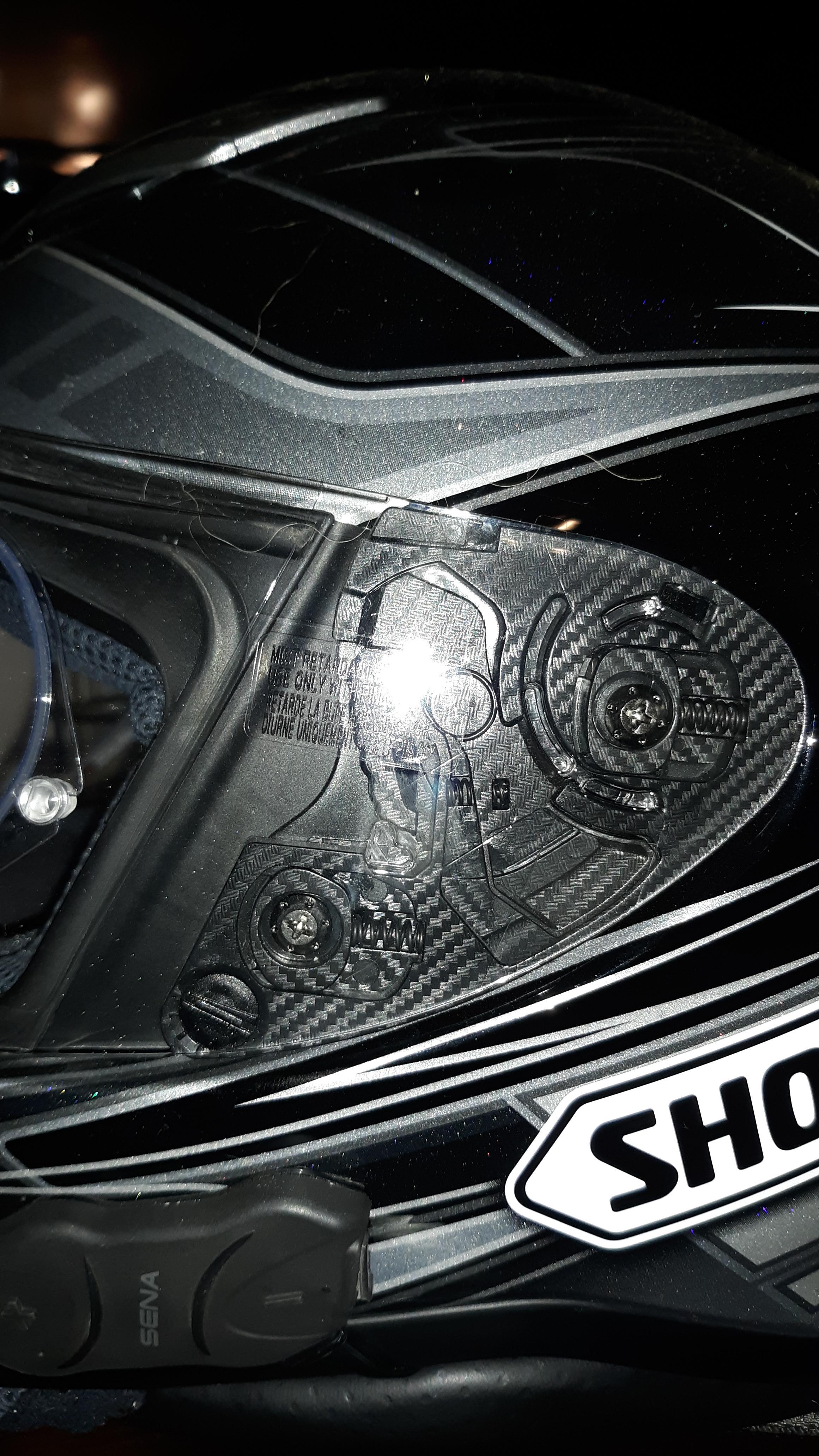 Shoei RF1200 v. Arai Corsair X: Head to head comparison-20190623_184256_1561329888995.jpg