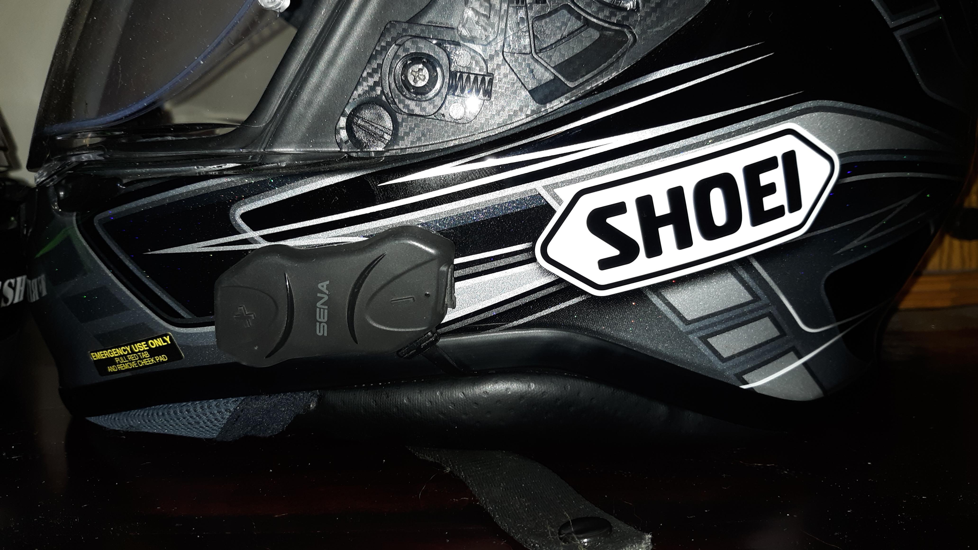 Shoei RF1200 v. Arai Corsair X: Head to head comparison-20190623_184926_1561330231173.jpg