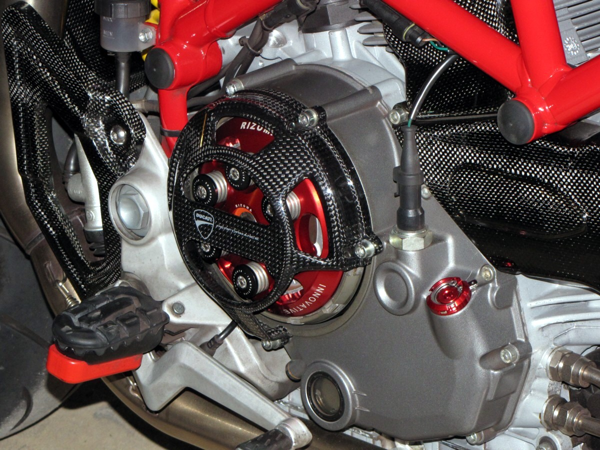 lets see those pressure plates/open clutch covers photos! - page 2