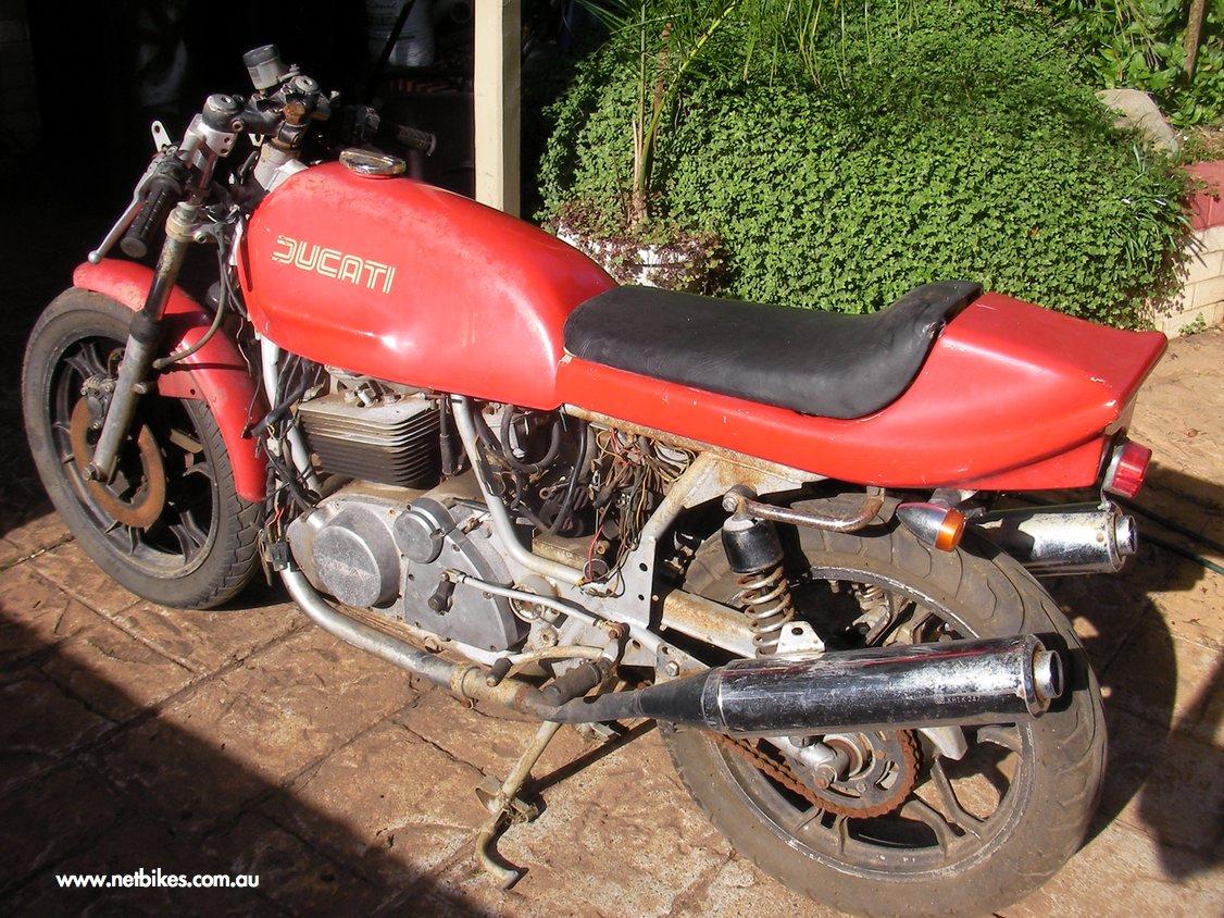 Ducati Desmo Motorcycle