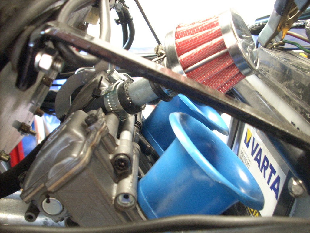 Keihin FCR spilling into engine - Page 4 - Ducati ms - The