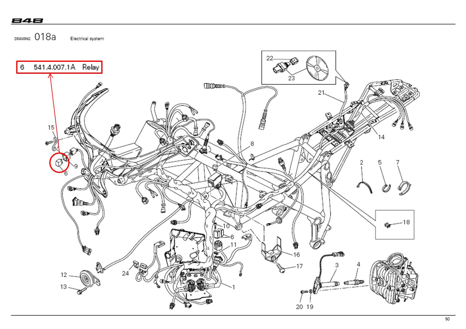 Ducati 848 Wiring Diagram Electrical Schematic Trusted Typical House Schematics 1098 System And Info U2022 Rh Datagrind Co Basic Diagrams Quad Outlet
