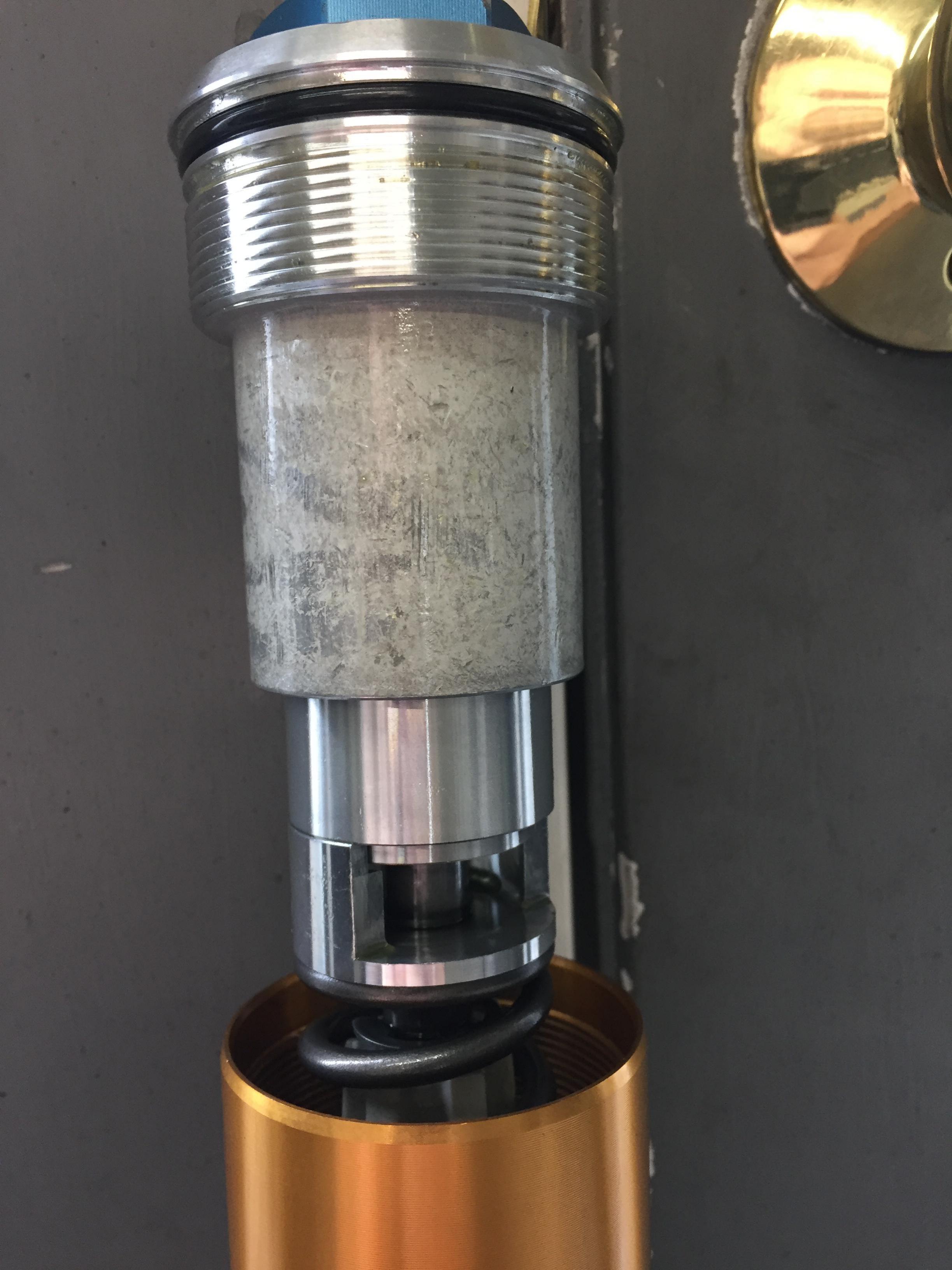Leaking fork seal  DIY??? - Ducati ms - The Ultimate Ducati