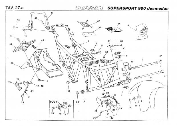 factory parts diagram  rear seat area for  u0026 39 98 fe