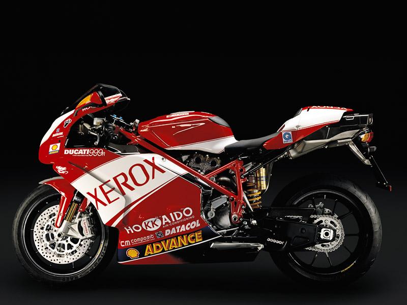 Ducati 999r Fila. Ducati 999 Xerox poster?