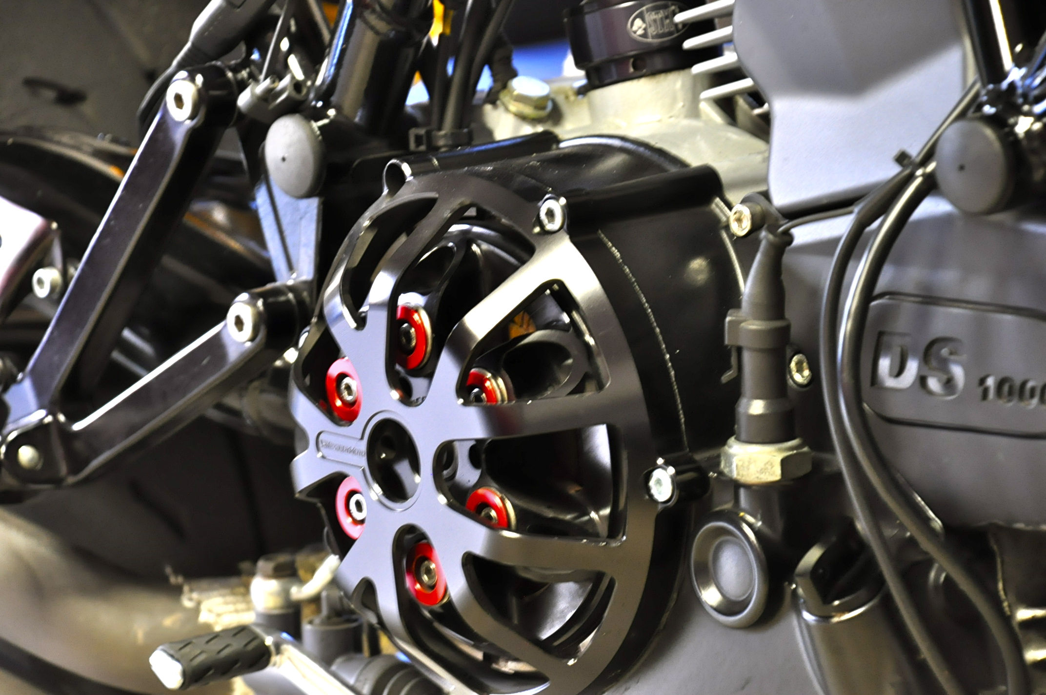 open clutch cover pro's and con's - ducati.ms - the ultimate
