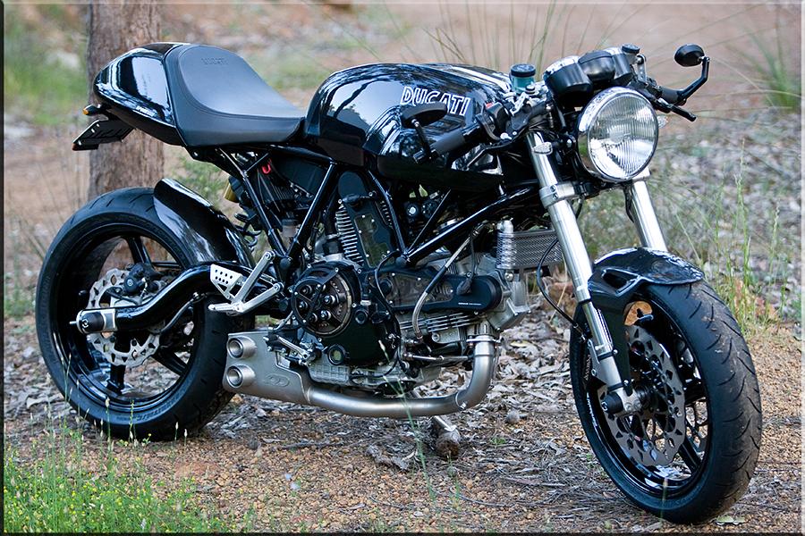Ducati Monster Ex Box Motorcycle Image Ideas