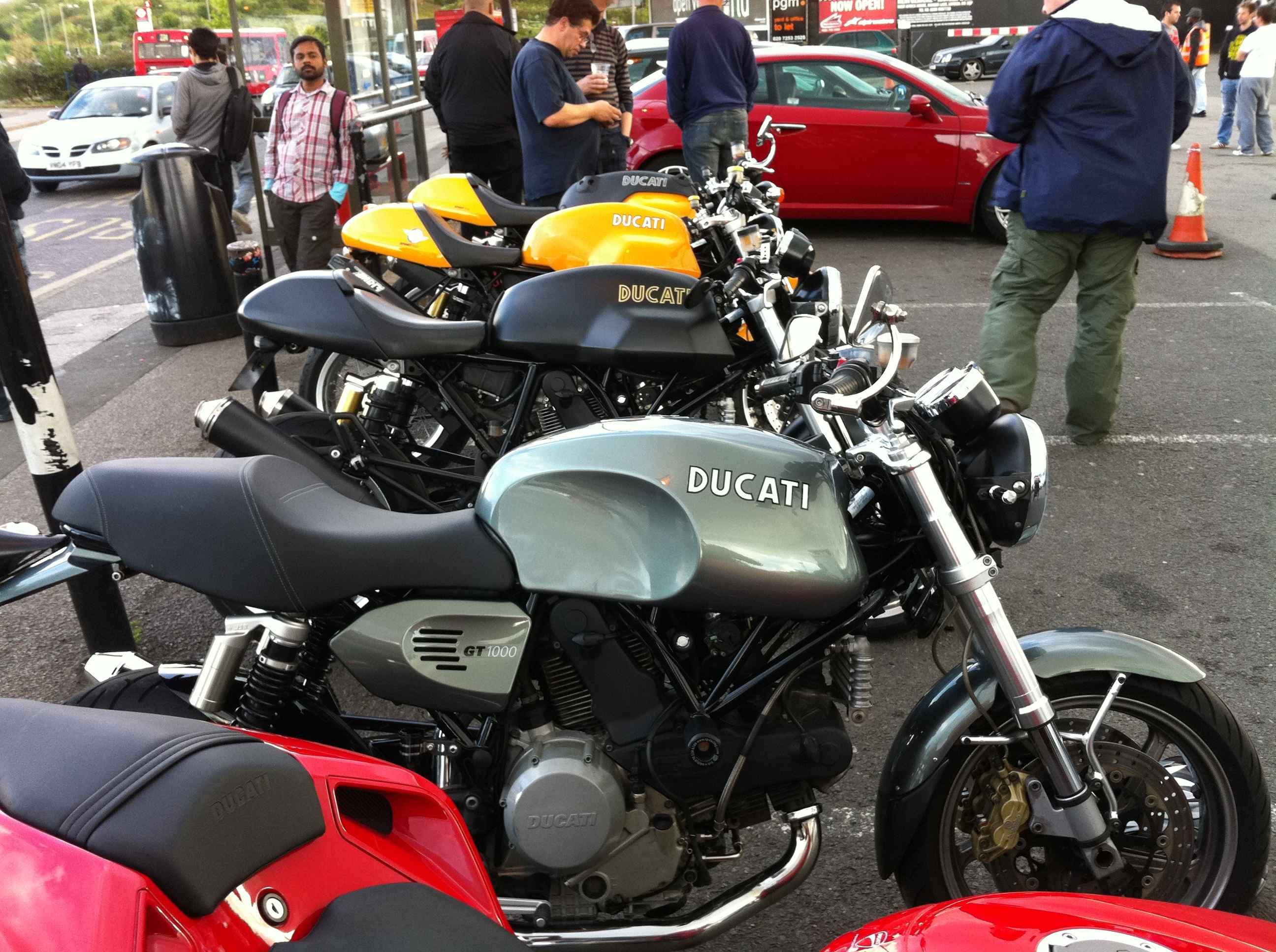 Ducati.ms - The Ultimate Ducati Forum - View Single Post - London(UK