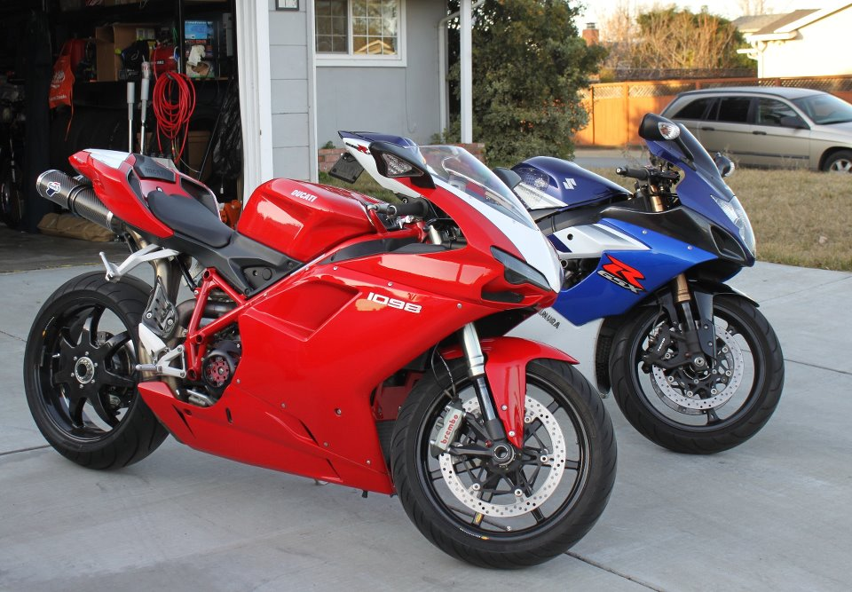 Just bought myself a 2008 Ducati 1098 - Red of course. - Ducati.ms ...