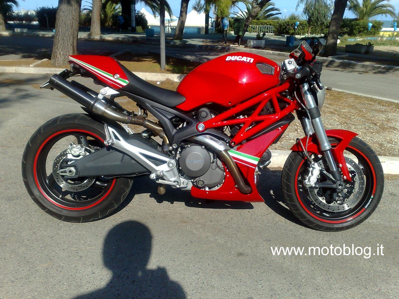 Ducati  Dark Seat Cowl