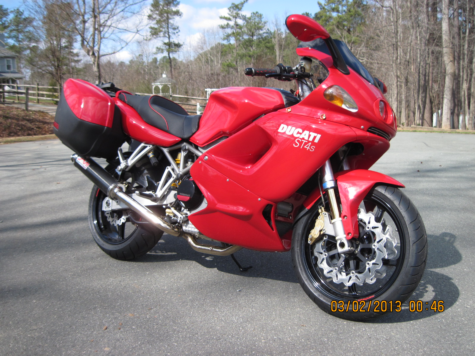 upgraded to st4s - ducati.ms - the ultimate ducati forum