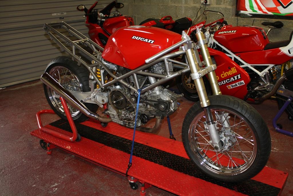 Mbp Ducati Heads