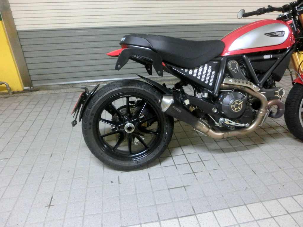 Fs Ducati Scrambler Single Side Swingarm Custom Ducati