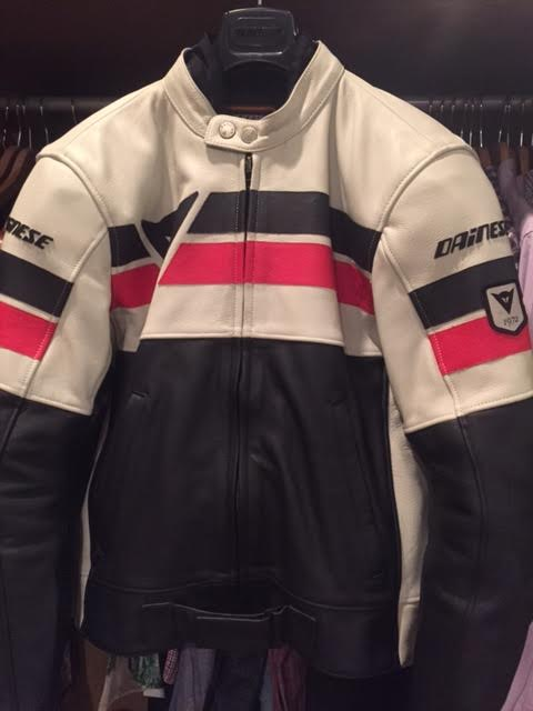 Vintage Leather Jacket >> FS: Dainese G. 8-Track Pelle Leather Jacket - Ducati.ms ...