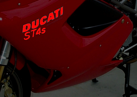 Electro Luminescent Film Decals Ducati Ms The Ultimate