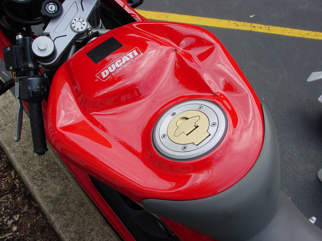 Fuel Tank Caved In Again Page 3 Ducati Ms The