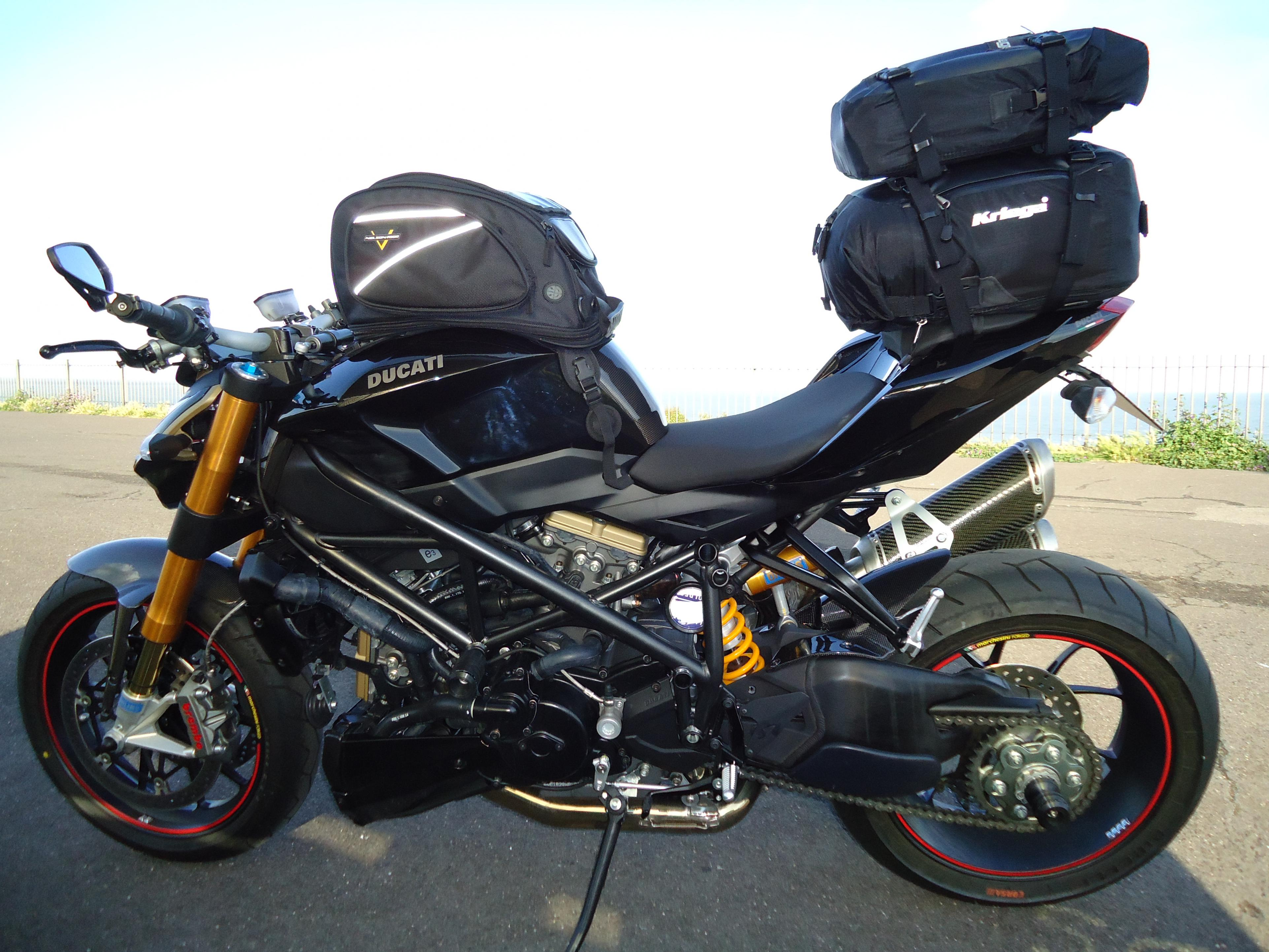 Street Fighter Motorcycle >> Streetfight tank/tail bags queery - Ducati.ms - The ...