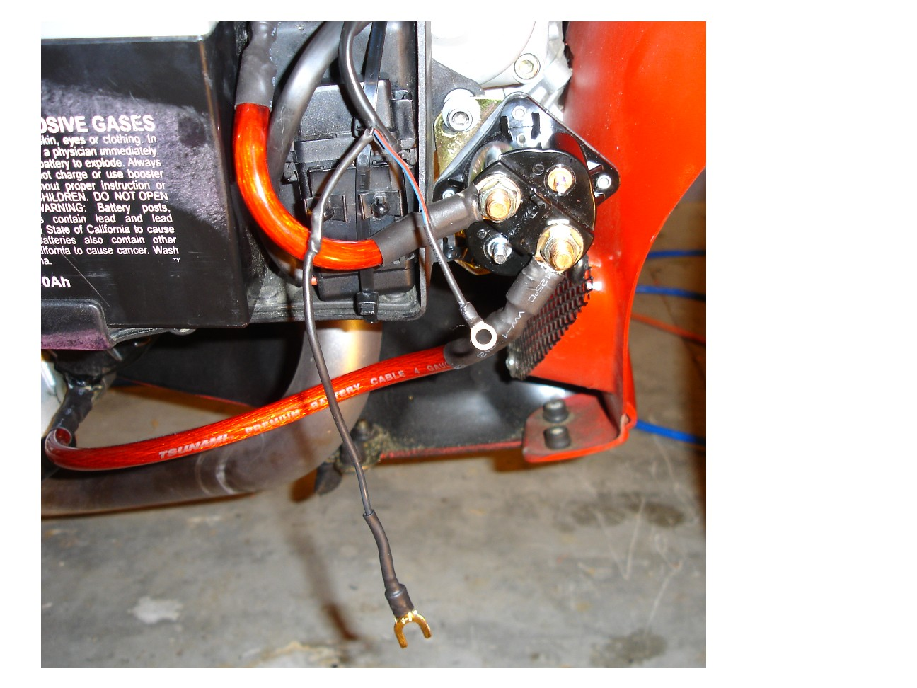 st2 starting issue ducati ms the ultimate ducati forum rh ducati ms Chevy Starter Wiring Diagram Starter Wiring Schematic