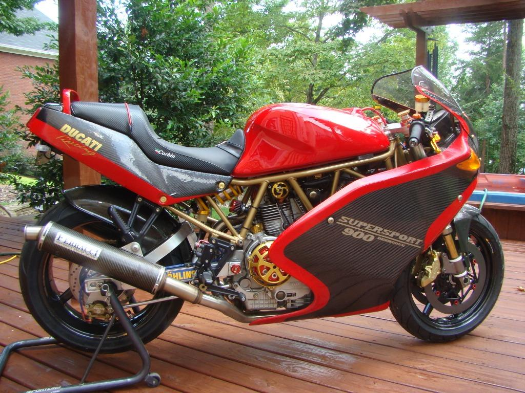 Ducati Forum Question