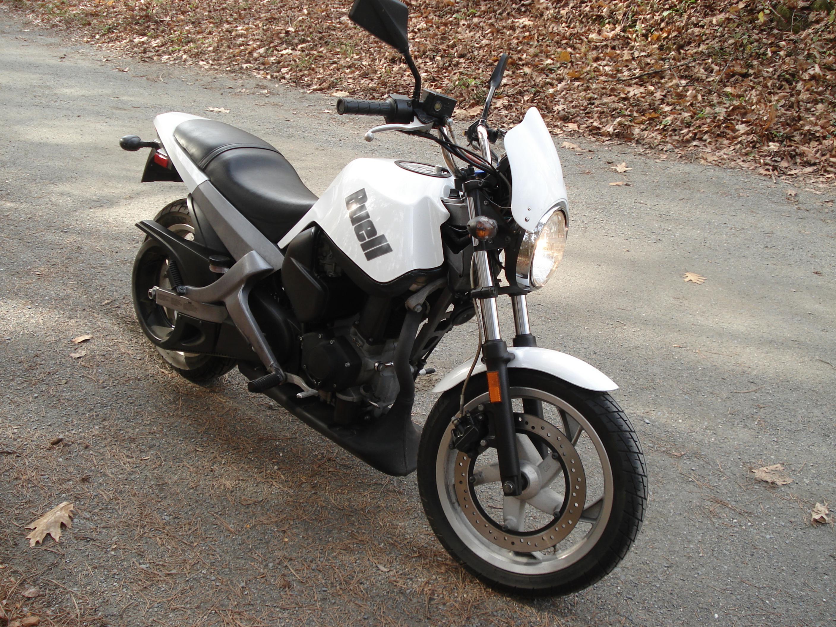 Fs Girlfriend Bike 2000 Buell Blast Ducati Ms The