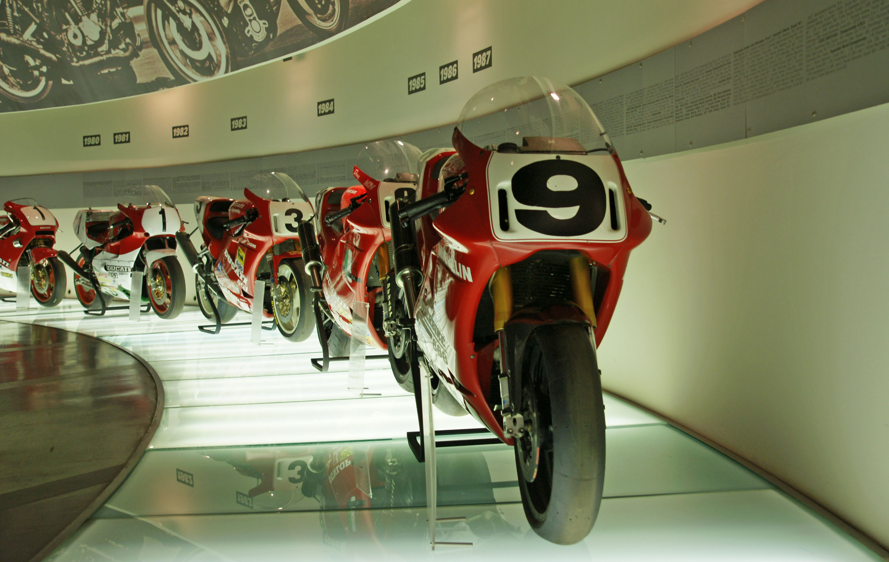 Pictures from ducati museo borgo panigale for Hotel bologna borgo panigale