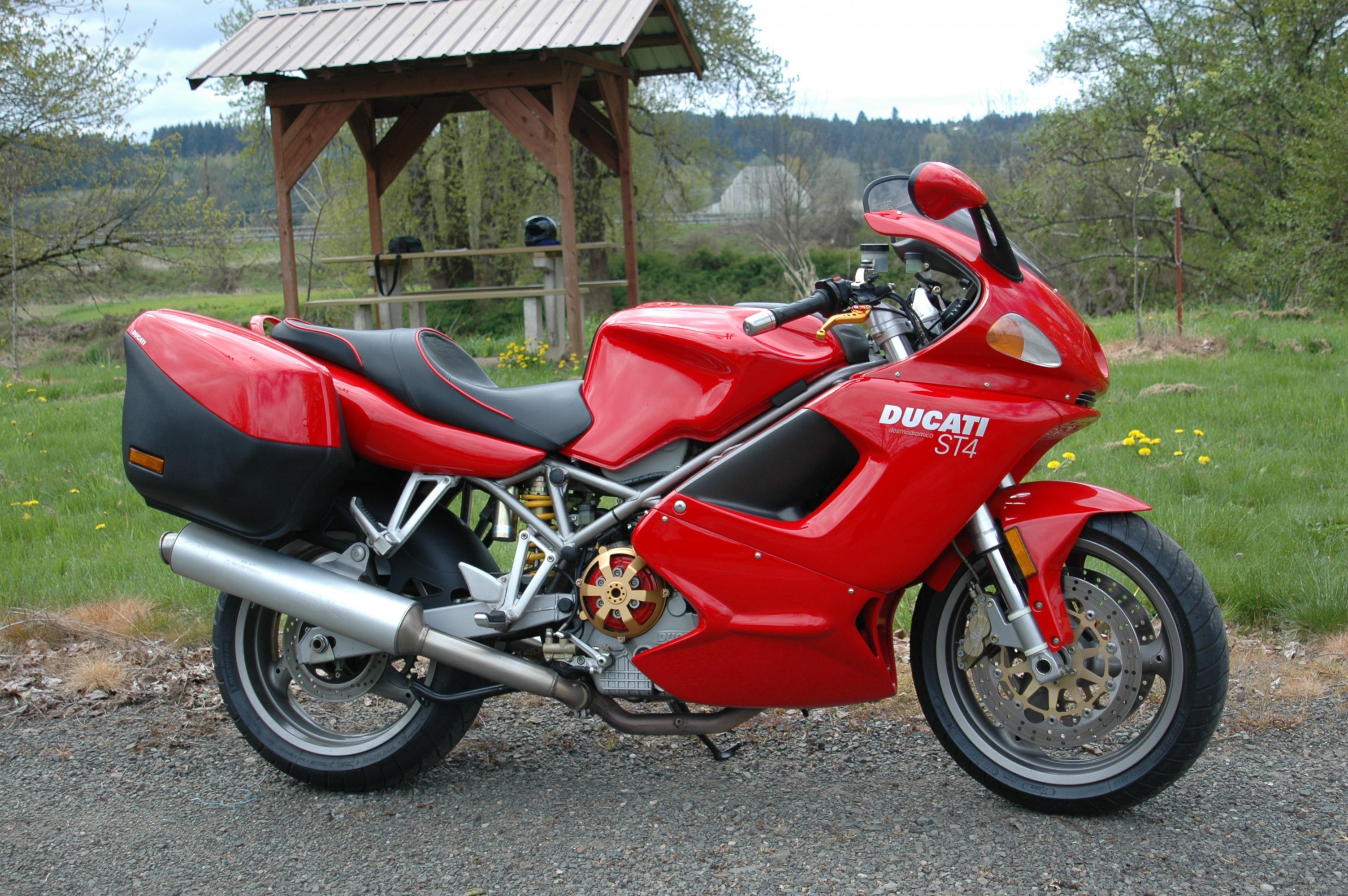 2001 ducati st4 - for sale - $4,000 - ducati.ms - the ultimate