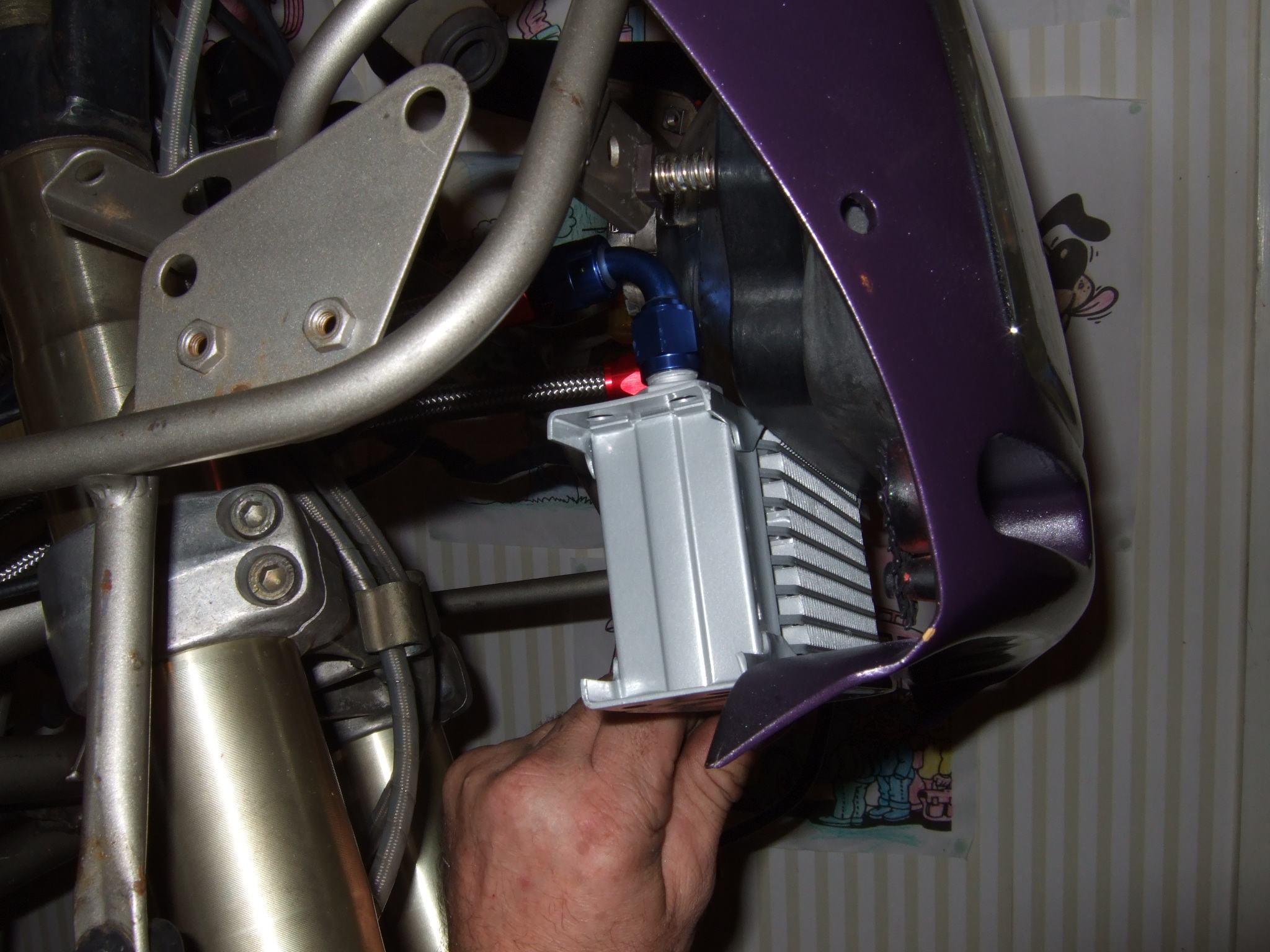 oil cooler upgrade: 749/999, or 1098/1198? - ducati.ms - the