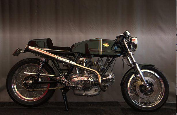 Cafe Racers Are In