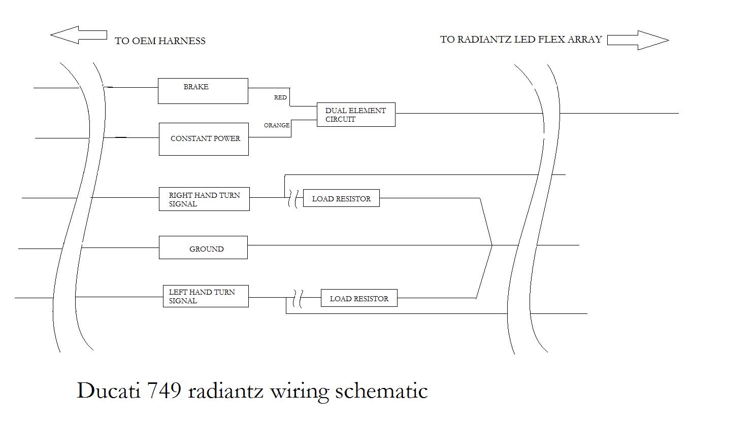 Anyone Use Radiantz Leds  - Page 4 - Ducati Ms