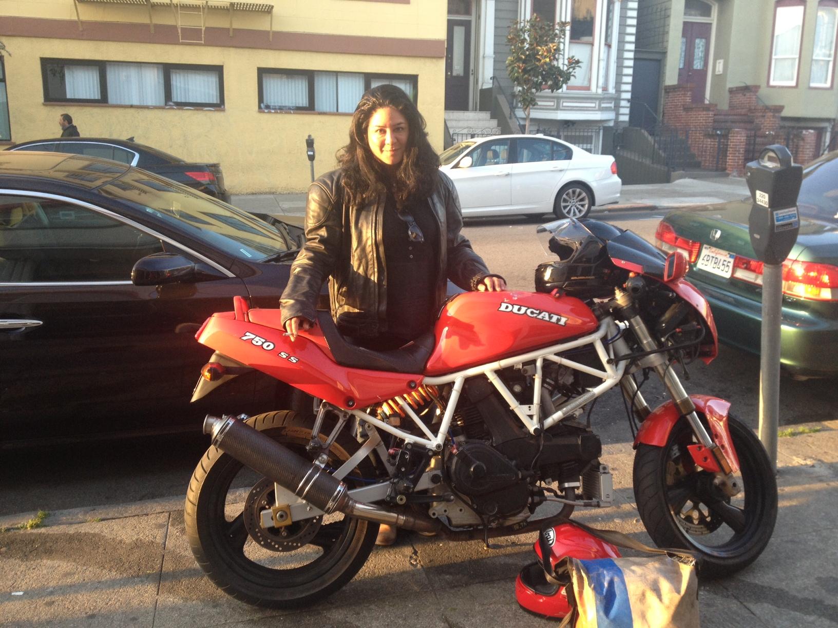 stolen 1992 750ss san francisco $1000 reward - ducati.ms - the