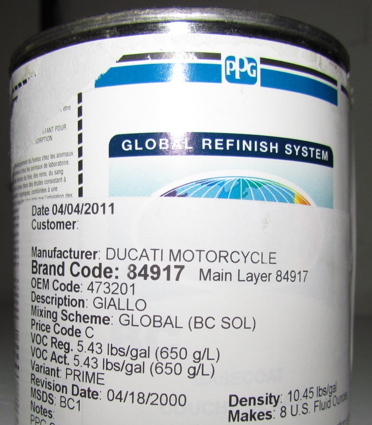 Ppg com cvo harley paint autos weblog for Ppg paint coupons