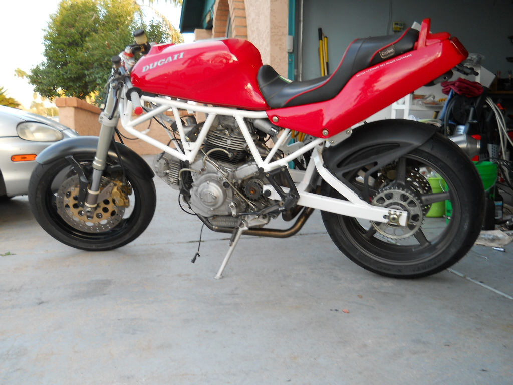 750ss cafe racer project - page 7 - ducati.ms - the ultimate